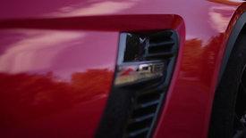 Beehive Basin Corvette