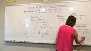 Algebra I 12.4B
