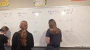 Algebra I 12.2 B