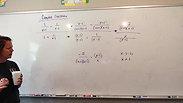Algebra I 11.8