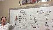 Spanish I Test 12 review Vocab