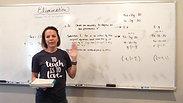 Algebra II 5.2B