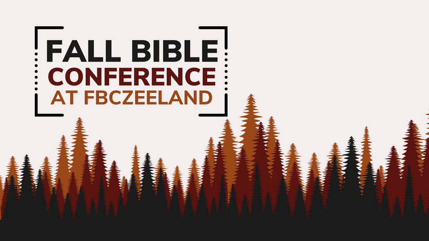 Fall Bible Conference