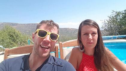 Laurent en Anneke
