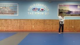 2nd Black Belt 0 Stripes Keum Gang