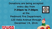Toys for Tots Promo 2016
