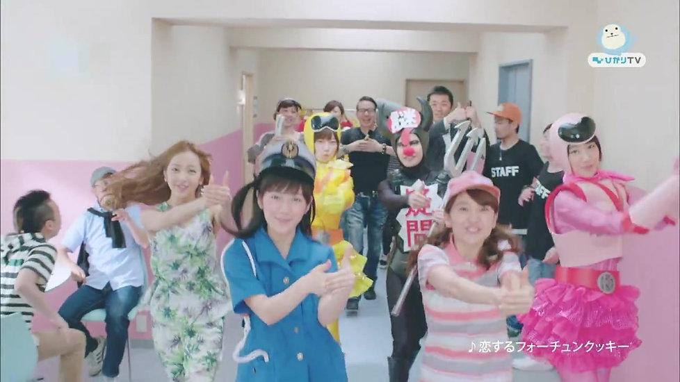 1.AKB48 CM共演