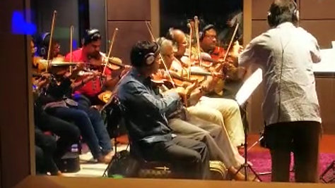 Strings Session
