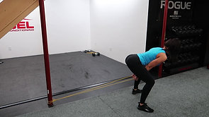 Banded Glute Pullthrough