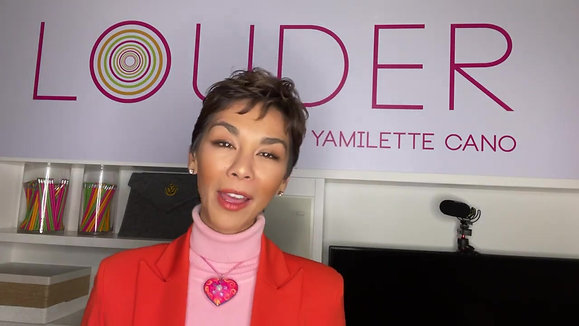 Yamilette Cano, founder of LOUDER Global, on how business has changed since the start of COVID-19