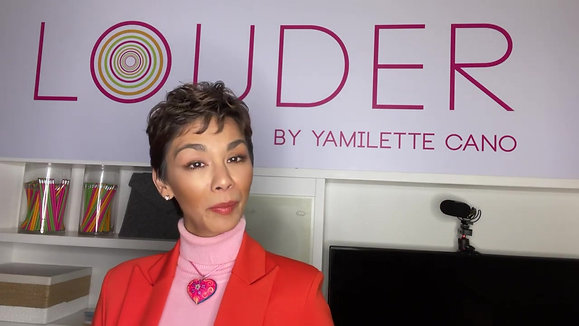 Yamilette Cano, founder of LOUDER Global, on her legacy as an entrepreneur