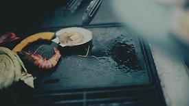 BBQ、食べます!