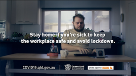 QLD Health - COVID Safe Campaign 2020
