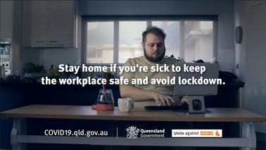 QLD Health - COVID Safe Campaign 2020