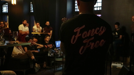 'Fancy Free' Event Videography