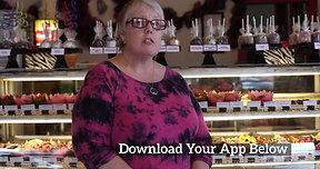Jen's Sweet Treats App Video