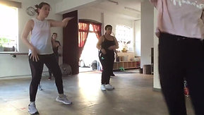 Dance and stretch 10th June
