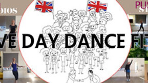 VE DAY DANCE FIT
