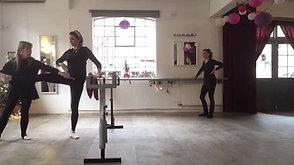 8:12 Ballet Improvers