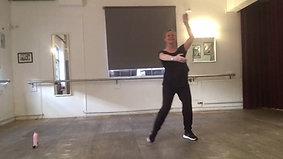 Silver London Dancefit February 2021