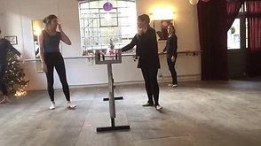 15/12 Xmas Ballet Part 1