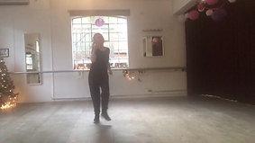 Silver London Dance Fit December 2020