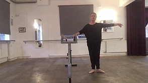 Improvers Ballet 3/3 with Anna