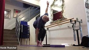 6:12 Dyanmic Yoga