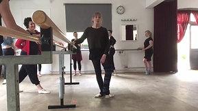 Improvers Ballet 27/07
