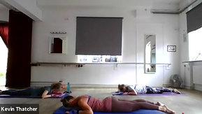 12/9 Pilates with Carolyn