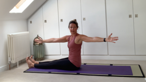 13/7 General Pilates with Carolyn