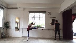 13/7 Improvers Ballet