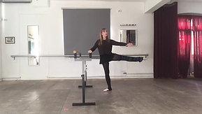 23/03 Improvers ballet