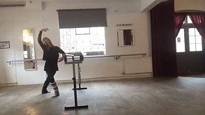 09/02 improvers Ballet part2