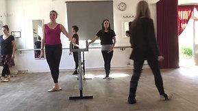 Improvers Ballet 09/08
