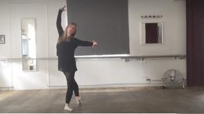 23/11 Improvers Ballet