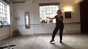 Silver London Dancefit October 7th