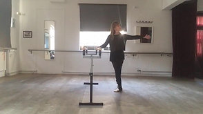 25:1 Improvers Ballet