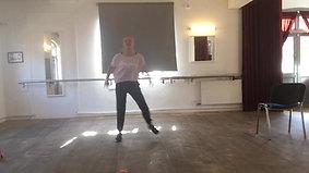 Silver London Dancefit July 29th