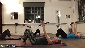 12:10 Pilates with Colette (& circle)