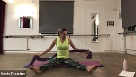 4:1 Pilates with Colette (ball)