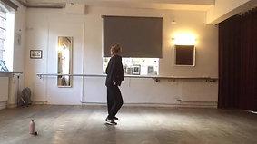 Silver London Dancefit September 30th