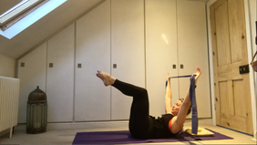 30th March General Pilates with Carolyn (with band)