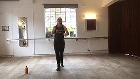 8/7 Silver London Dancefit