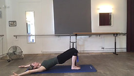 Pilates Intermediate with band