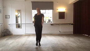 Dancefit with Anna. April 18th.
