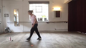 Silver London Dancefit September 9th