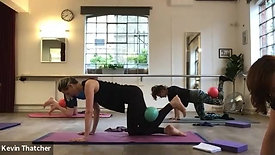 3:7 Evening Pilates with Colette