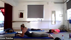 13/9 Pilates with Carolyn ( & band)