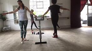 Improvers Ballet 29/06
